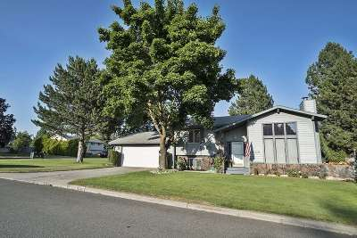 Spokane Valley Single Family Home New: 3815 S Johnson St