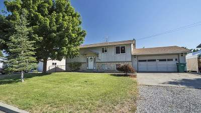 Spokane Valley Single Family Home New: 10424 E 5th Ave