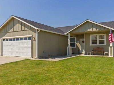 Airway Heights WA Single Family Home For Sale: $196,900
