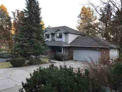 Spokane Single Family Home New: 8024 E Gunning Dr