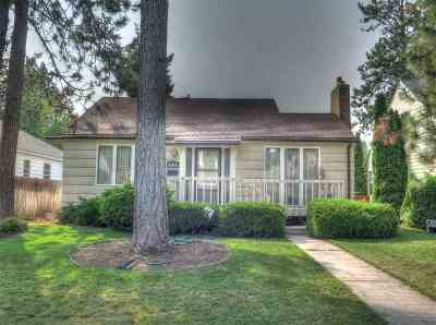 Single Family Home For Sale: 4208 S Garfield St