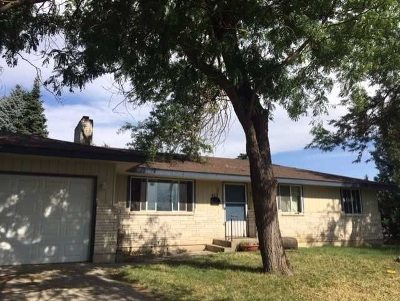 Cheney Multi Family Home New: Bonnie Way