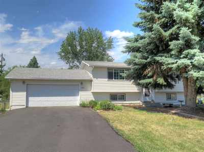 Spokane Valley Single Family Home New: 127 N Holiday Ct