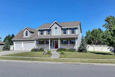 Veradale Single Family Home New: 1722 S Steen Rd