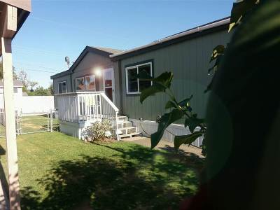 Spokane Valley Mobile Home Ctg-Inspection: 11303 E Jackson #6 Ave #6