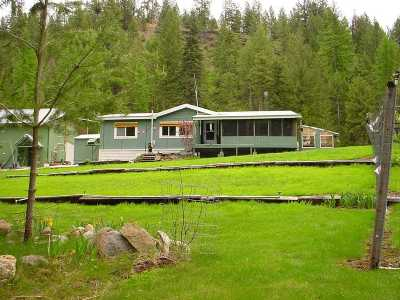 Mobile Home For Sale: 4359 Grouse Creek Rd