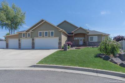 Spokane Single Family Home New: 7510 N Nettleton Ct