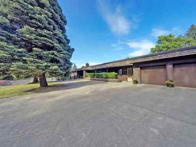 Spokane Single Family Home New: 1611 S Bowdish Rd