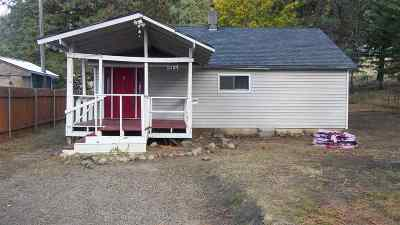 Spokane County, Stevens County Single Family Home Chg Price: 3797 Southwood Shores Rd