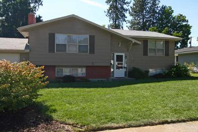 Spokane Single Family Home For Sale: 7231 N Fotheringham St
