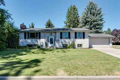 Spokane Single Family Home New: 2653 E 39th Ave