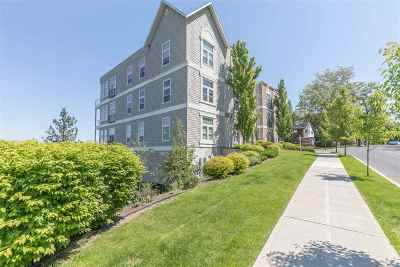 Spokane County Condo/Townhouse For Sale: 2230 W Riverside Ave #Unit 102