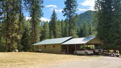 Spokane County, Stevens County Single Family Home Ctg-Other: 3185 Aladdin Rd