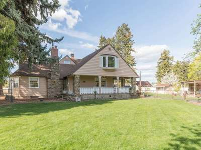 Spokane Valley Single Family Home Ctg-Sale Buyers Hm: 14703 E Valleyway Ave