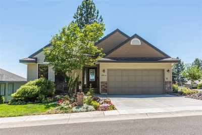 Spokane Single Family Home New: 8904 E Boardwalk Ln