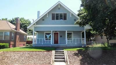 Spokane Single Family Home New: 1507 W York Ave