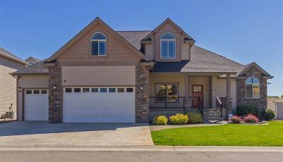 Spokane Single Family Home New: 6108 N Blue Spruce Ln