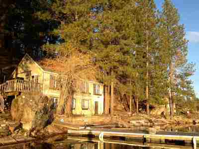 Spokane County, Stevens County Single Family Home For Sale: 12921 N East Newman Lake Dr