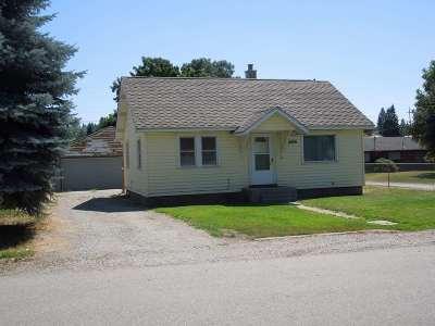 Spokane Valley Single Family Home For Sale: 4406 E 5th Ave