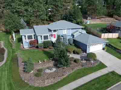 Spokane Single Family Home New: 10408 N Woodridge Dr
