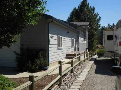 Spokane Valley Single Family Home For Sale: 7218 E 12th Ave