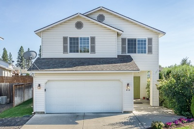 Cheney WA Single Family Home Chg Price: $234,900