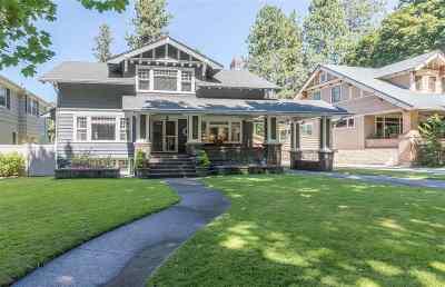 Spokane Single Family Home New: 2203 S Rockwood Blvd
