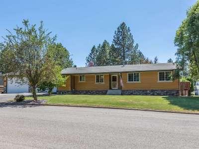 Spokane Single Family Home Chg Price: 824 E Parkhill Dr