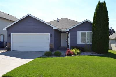 Spokane Valley Single Family Home New: 820 S Rees Ln