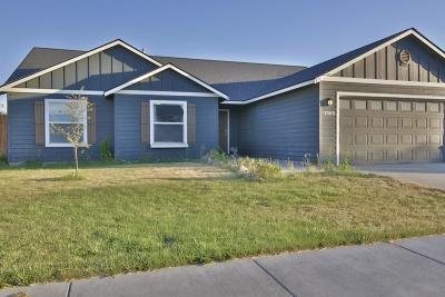 Airway Heights Single Family Home New: 12505 W Pacific Ct