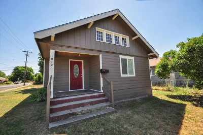 Spokane Multi Family Home New: E Sinto