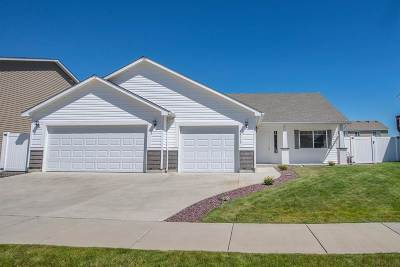 Spokane Valley Single Family Home New: 18113 E Michielli Ave Ave