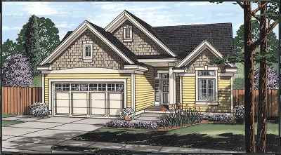 Colbert Single Family Home For Sale: 17207 N Hamilton Ln