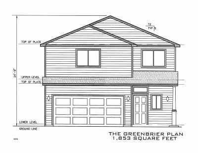 Colbert Single Family Home For Sale: 17204 N Hamilton Ln