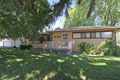 Spokane Single Family Home New: 214 N Felts Rd