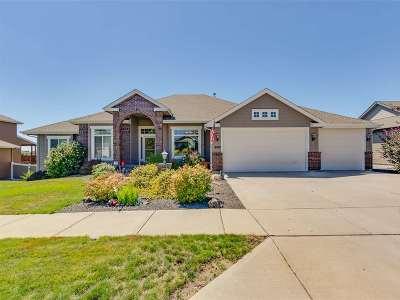 Spokane Single Family Home New: 8109 N Meghan