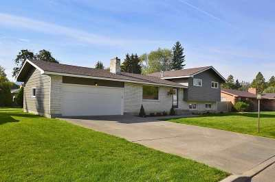 Spokane Valley Single Family Home New: 10112 E 18th Ave