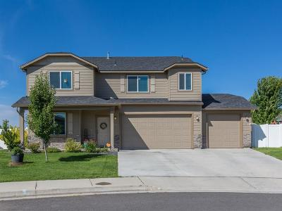 Airway Heights Single Family Home New: 1116 S Comax Ct