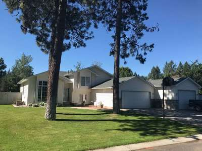 Mead Single Family Home New: 4719 E Winfield Ct