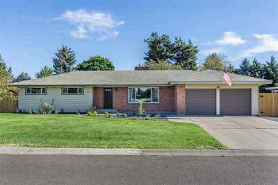 Spokane Valley Single Family Home New: 10910 E Mallon Ave