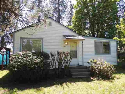 Spokane Single Family Home New: 1305 W Decatur Ave