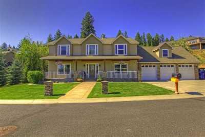 Spokane Single Family Home For Sale: 1427 W Gail Jean Ln