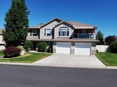 Spokane Valley Single Family Home For Sale: 326 S Shelley Lake Ln