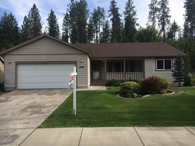 Nine Mile Falls WA Single Family Home For Sale: $249,900