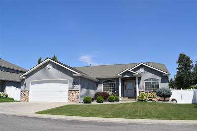Spokane Valley Single Family Home For Sale: 16513 E 9th Ln