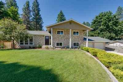 Spokane Valley Single Family Home For Sale: 12410 E Sioux Cir