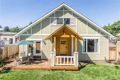 Single Family Home For Sale: 3314 W Kiernan Ave