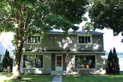 Spokane Single Family Home Chg Price: 3327 S Manito Blvd