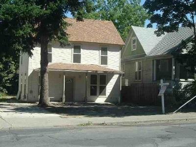 Spokane Single Family Home For Sale: 715 S Sherman St