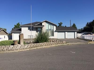 Spokane Valley Single Family Home For Sale: 11822 E Railroad Ct
